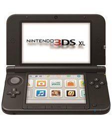 Nintendo 3DS XL Parts