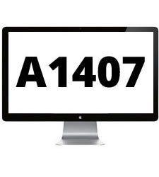 Apple Cinema Display A1407 Parts