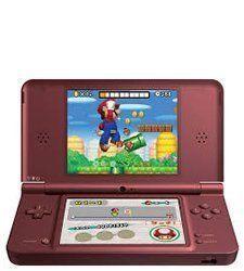 Nintendo DSi XL Parts