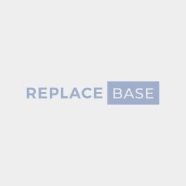 Apple iPad 4 Digitizer Support Frame W/ Adhesive White